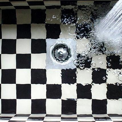 Vatten i diskho